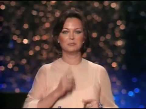 Louise Fletcher sign language speech