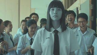 少女忍气吞声被全班同学霸凌,十年后,少女策划了一场超惊悚的同学会!