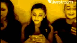 Ariana Grande - TwitCam - 11/13/12 - Part 3