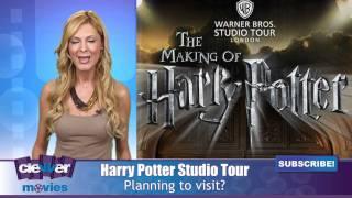 Harry Potter Studio Tour Ticket Information Revealed