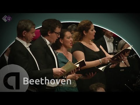 Beethoven: Symphony No. 9 - Radio Kamer Filharmonie and Groot Omroepkoor - Live concert HD