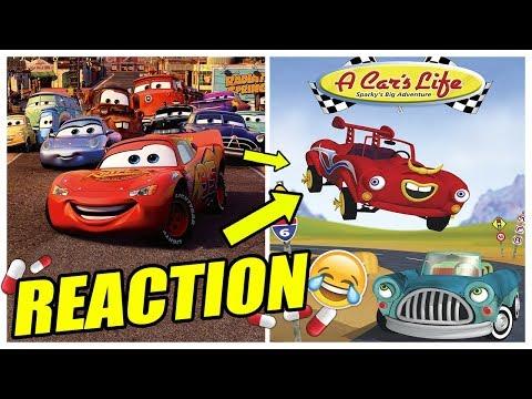 Il CARTONE ANIMATO più BRUTTO di SEMPRE ? 😂 A CARS LIFE