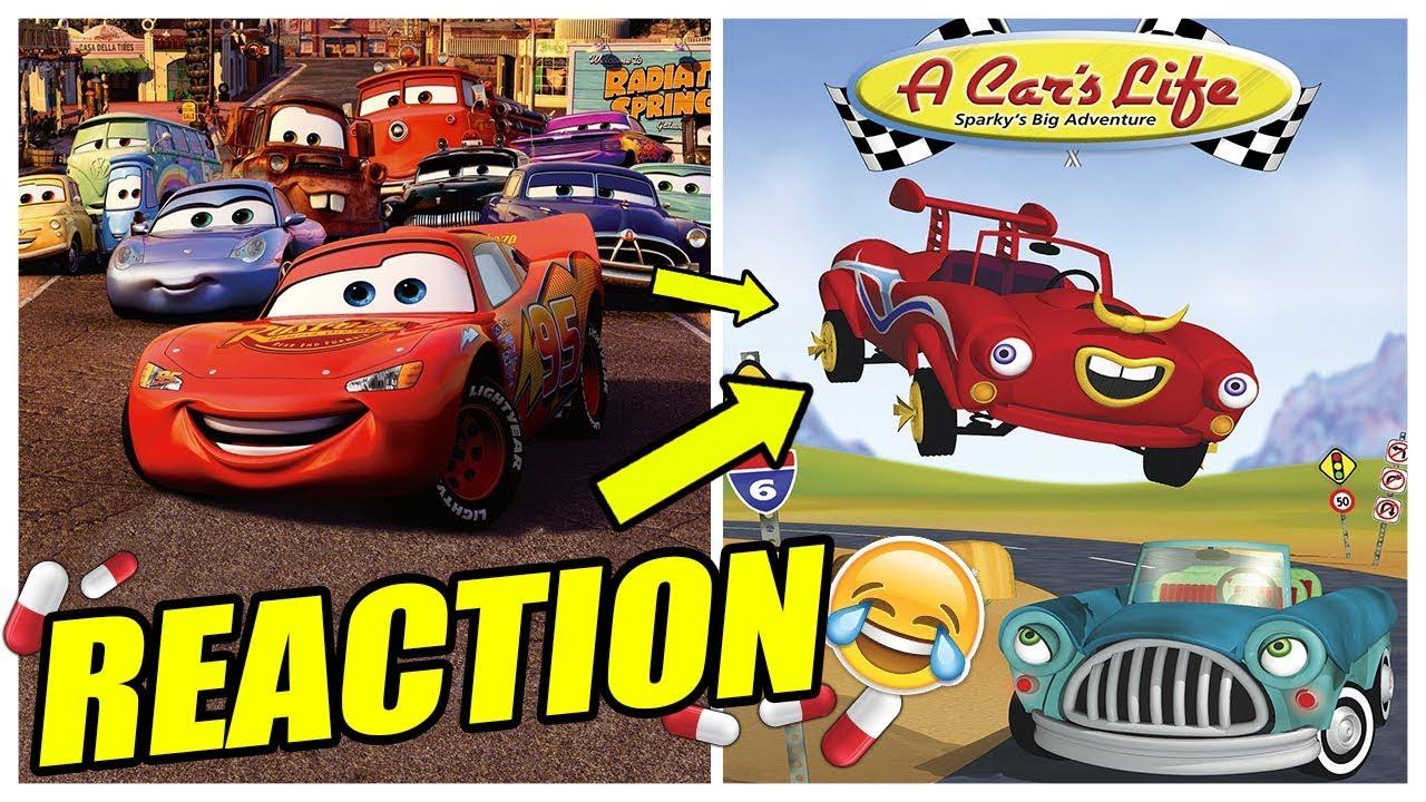 Il cartone animato più brutto di sempre 😂 a cars life
