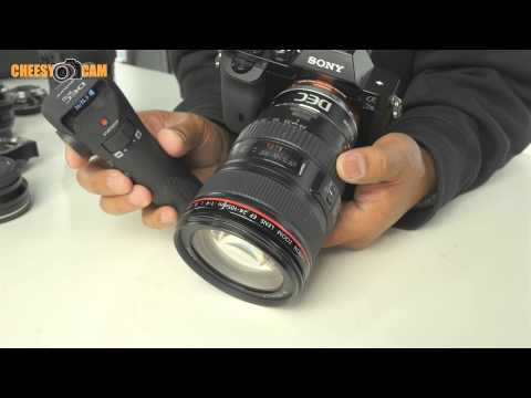 Aputure DEC Wireless Remote Follow Focus Lens Adapter First Impressions
