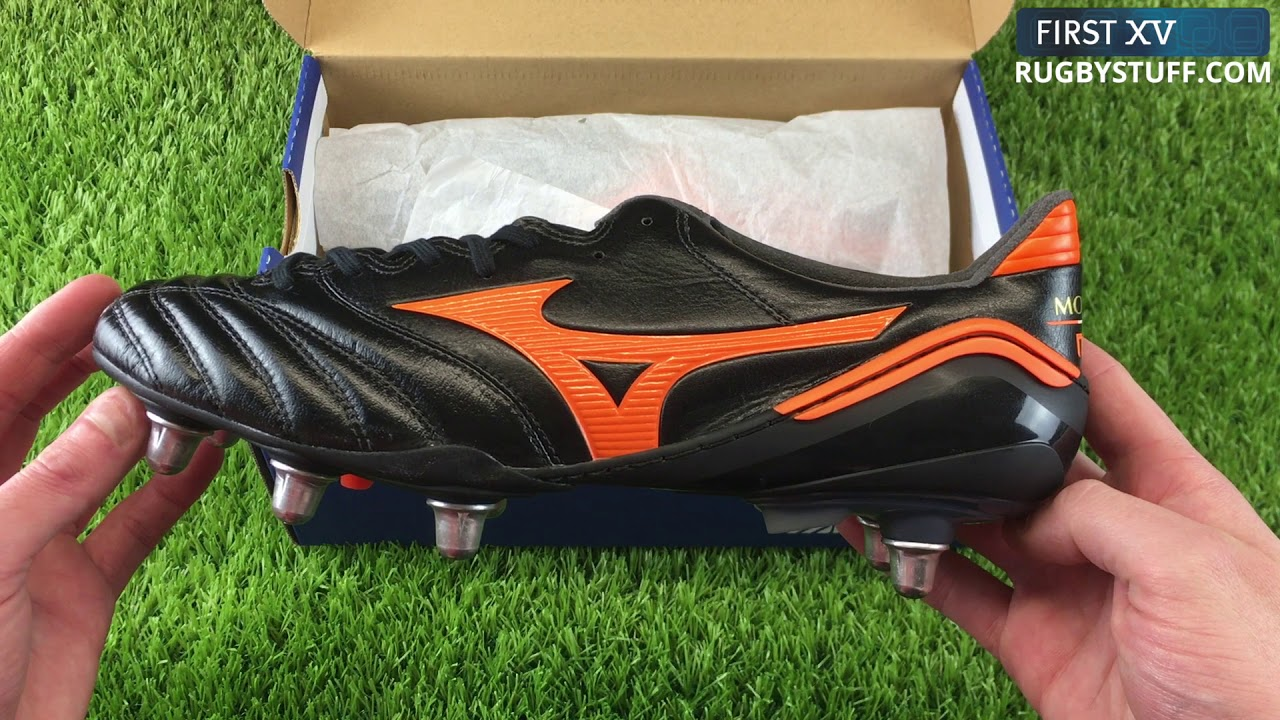 differently 5b6ac 90148 Unboxing Mizuno Morelia Neo SI Rugby Boots