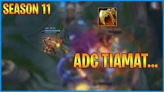 ADC Tiamat Builds Work in Season 11...LoL Daily Moments Ep 1197