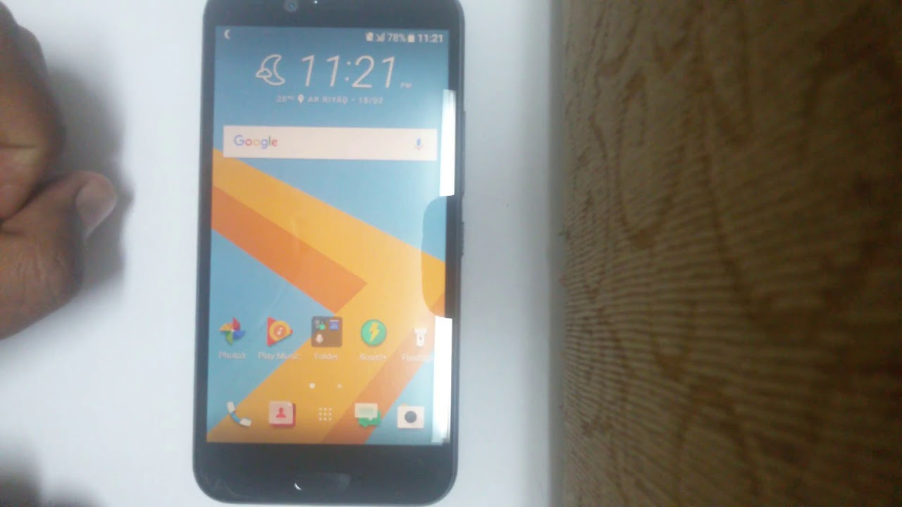 Android Apps مراجعة على مميزات وعيوب Htc 10 Evo 32gb 3gb