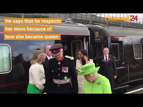 What's It Like To Work For Queen Elizabeth?