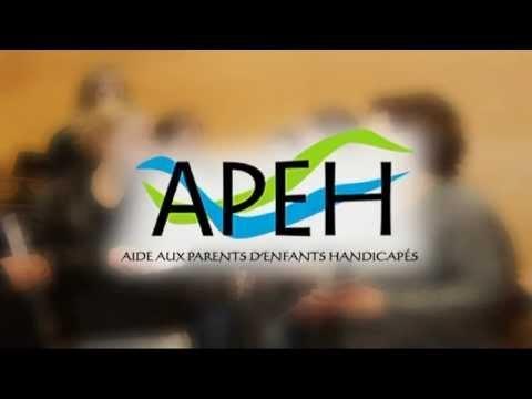 aide aux parents d 39 enfants handicap s apeh strasbourg pira 2013 youtube. Black Bedroom Furniture Sets. Home Design Ideas