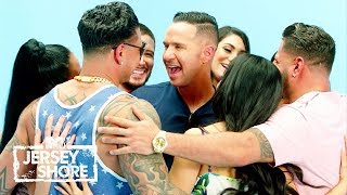 The Jersey Shore: Family Vacation Cast Reunites | MTV