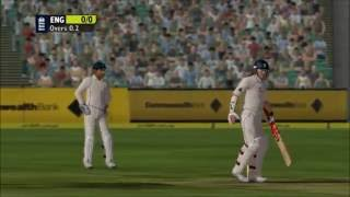 Ashes Cricket 2009 Xbox 360 Gameplay