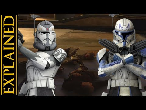 Did Rex and Wolffe Carry Out Order 66?