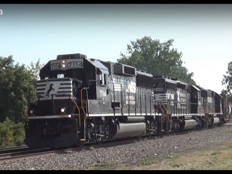 Trains in Fort Wayne Indiana