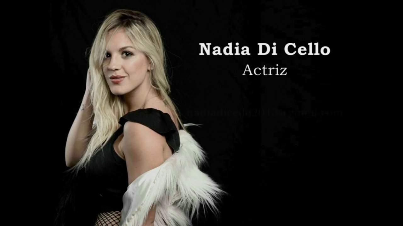 Nadia Di Cello, la ex Chiquititas, envuelta en un caso de