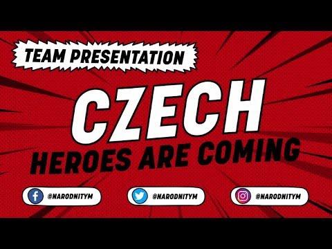 Czech Republic Team Presentation - #IIHFWorlds 2018 - 동영상