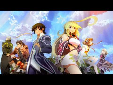 Tales of Xillia Soundtrack OST - Splendid Sword Dance