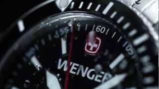 видео Часы Wenger