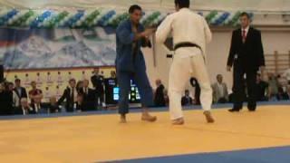 Чемпионат России по дзюдо 2009.Бокиев Расул(-73 кг)