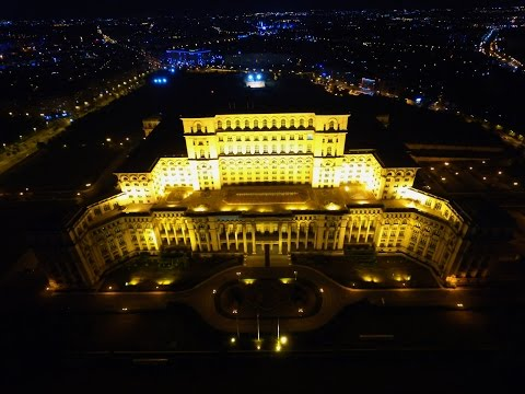 Palace of the Parliament ,Romania , Bucharest