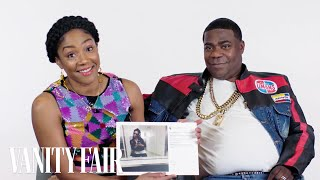 Tiffany Haddish and Tracy Morgan Explain Their Instagram Photos | Vanity Fair