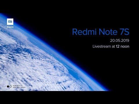 Nuevo Xiaomi Redmi Note 7S, un móvil que ya conocíamos