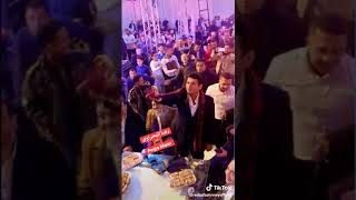 رضا البحراوي واحلى رقص من باسم سمره🎤♥️♥️
