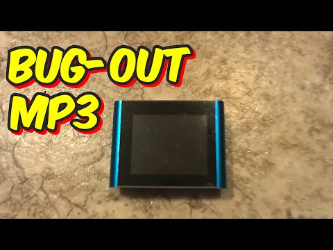 BUG-OUT MP3!!! Solar Panel & Power Bank...