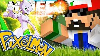 Minecraft | Pixelmon | SHINY MEWTWO +Challenge!! [20]