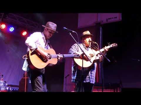 Gunning & Cormier _ Johnny Armstrong _ Kingsville Folk Fest 2017