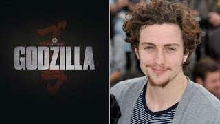 Godzilla 2014 - Awakening announced, Aaron Johnson talks with yahoo movies