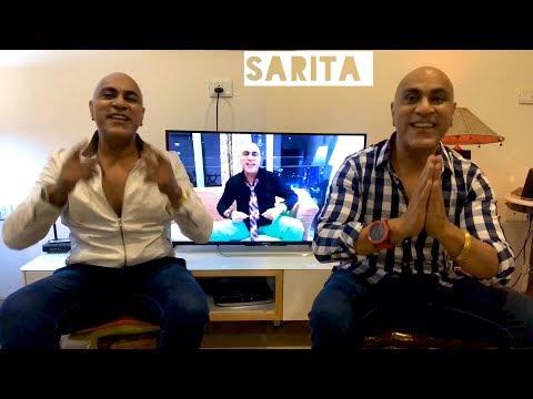 Baba Sehgal - SARITA, cover of SEÑORITA by Camila Cabello, Shawn Mendes