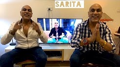 Baba Sehgal - SARITA, cover of SEÑORITA by Camila Cabello, Shawn Mendes