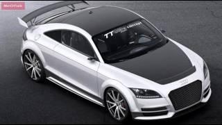 Audi TT Ultra Quattro Concept 2013 Videos