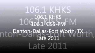 Texas Rhythmic & CHR Top 40 Aircheck Samples 2011-2012 Part 9