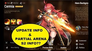 EP C SEVEN   PATCH NOTES FOR CERM A UPDATE