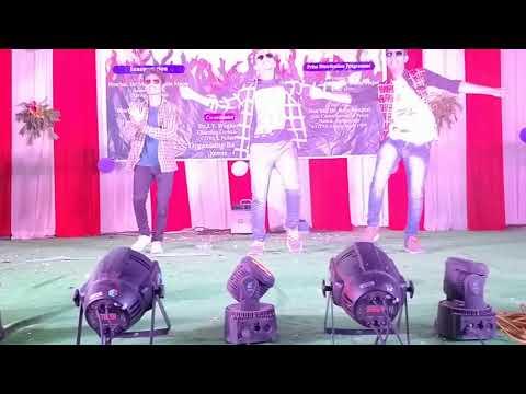 Once more lav, Vet students dance on once more lav marathi song.