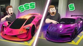 Download Who Can Build The Most Expensive Car!? | GTA5 Mp3 and Videos