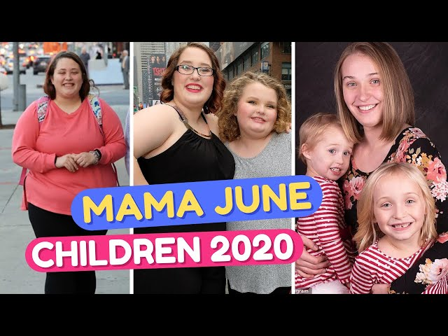 Mama June & 4 Daughters in 2020\: Children, Dating, Weight Loss & More! What Are They Doing?