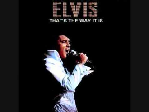 Elvis Presley - Bridge Over Troubled Water Instrumental - That's The Way It Is