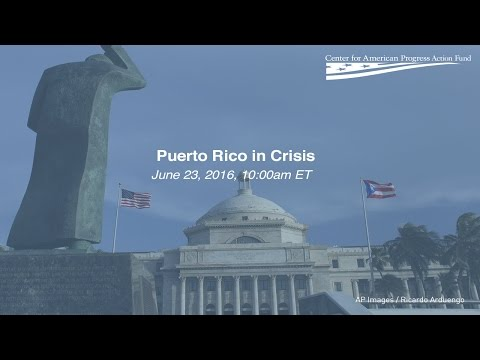Puerto Rico in Crisis