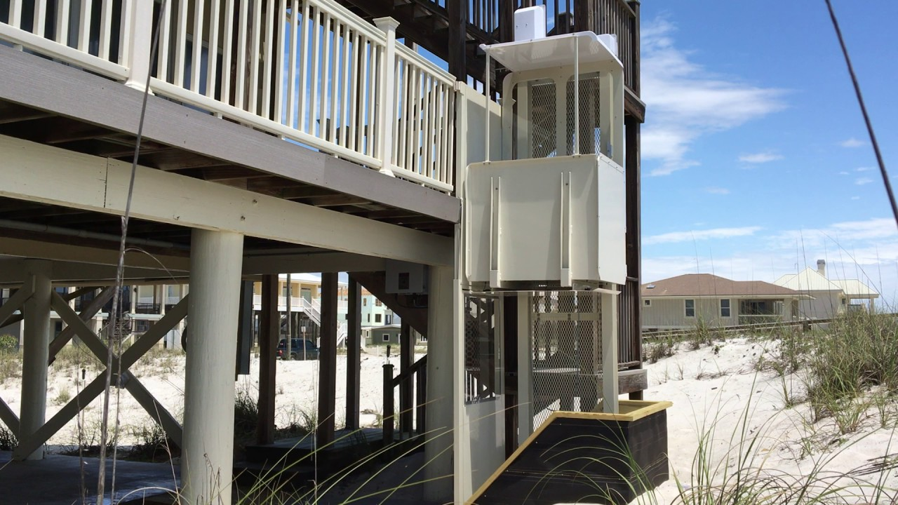 The Outdoor Elevator