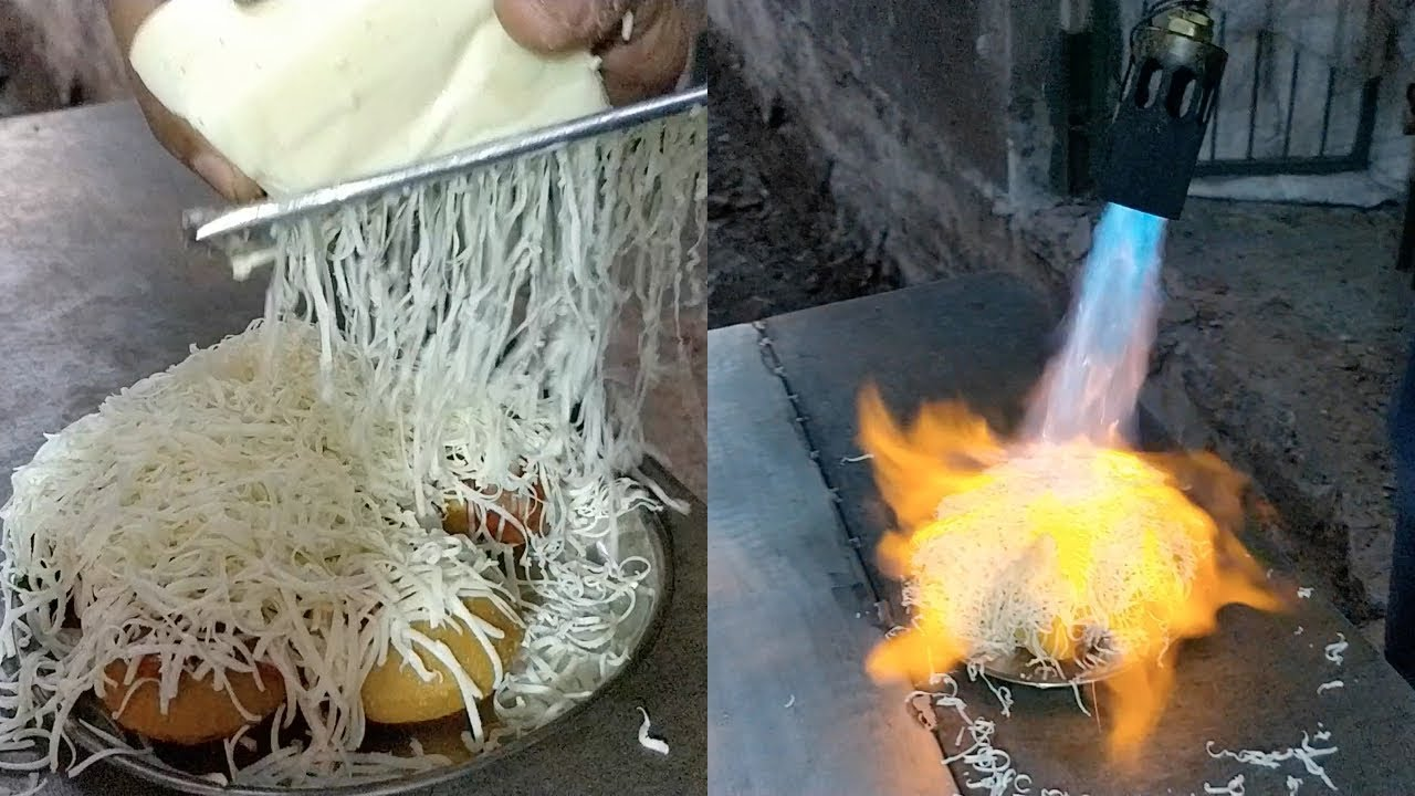 FIRED UP PIZZA Pani Puri | Indian Chaat with Italian Twist | Indian Street Food