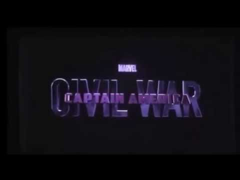 Captain America: Civil War Leaked Footage!
