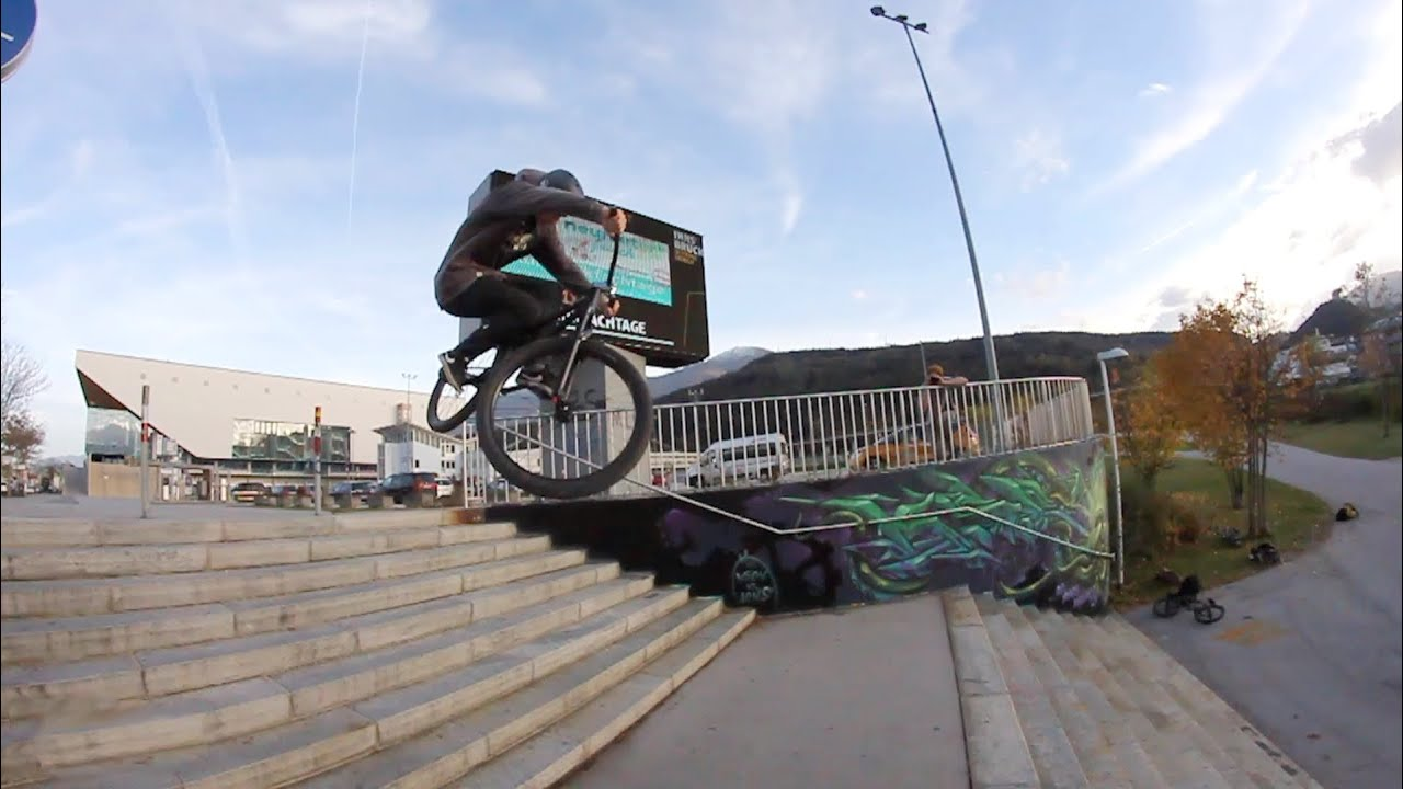 Download MTB Street: Unexpected Thursday 50 - The Rise MTB videos