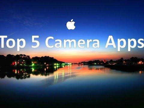 Топ 5 фото-приложений