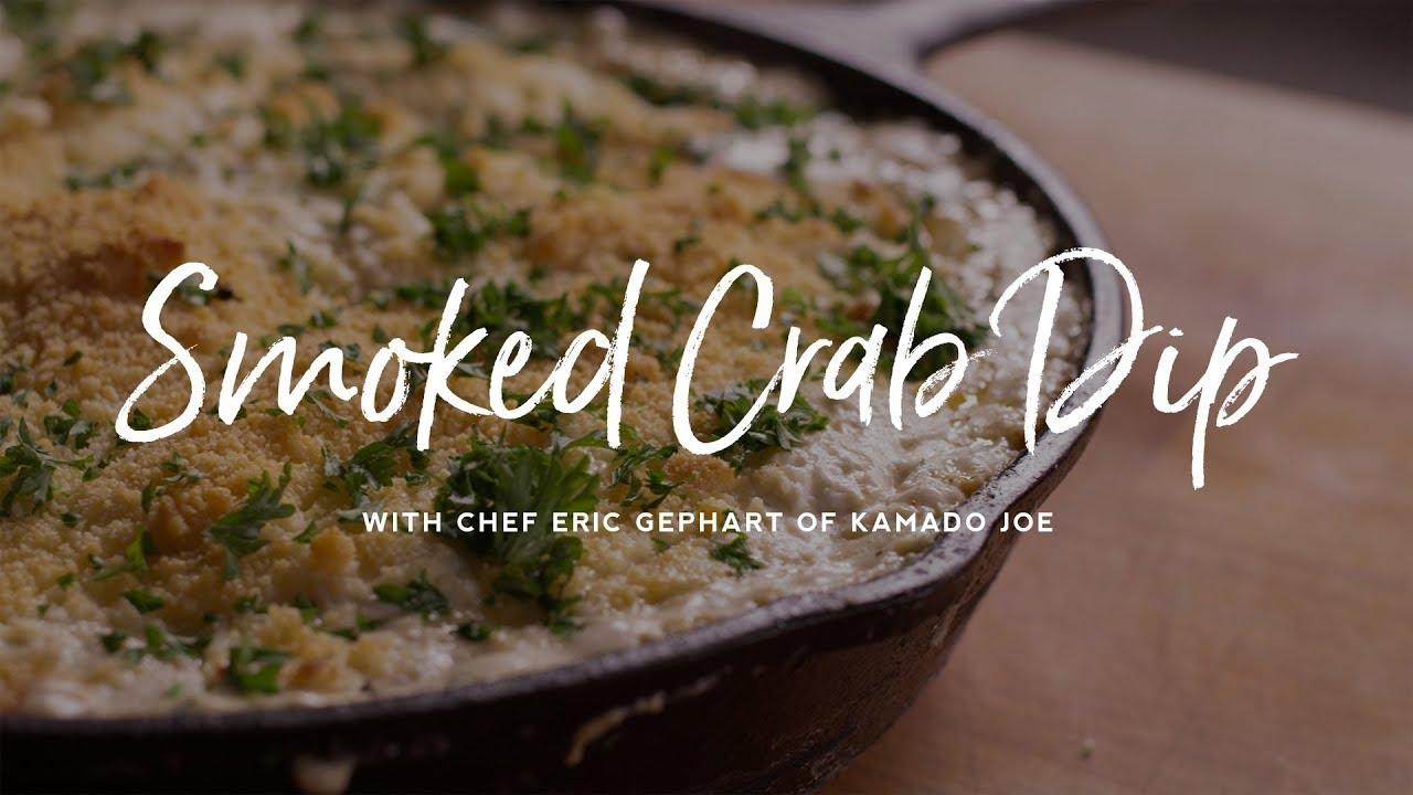 Smoked Crab Dip