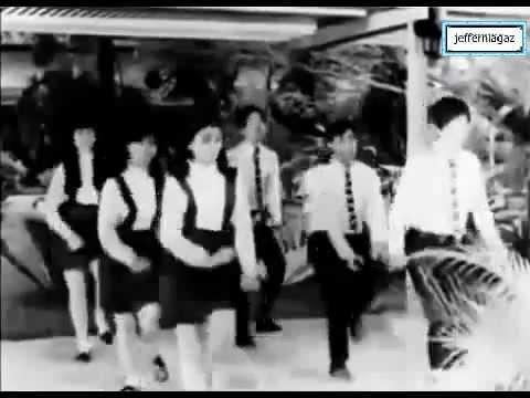 OST A GO GO 67 1967 - Menari Go Go - M Ishak & The Young Lovers