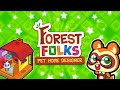 Forest Folks - Pet Home Designer Game for iPhone and Android