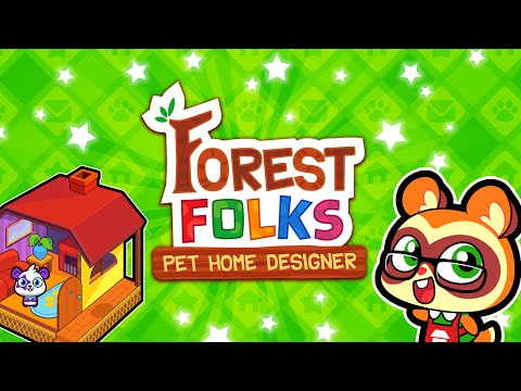 Forest Folks - Cute Pet Home Design Game - Android Apps on Google Play - home design game