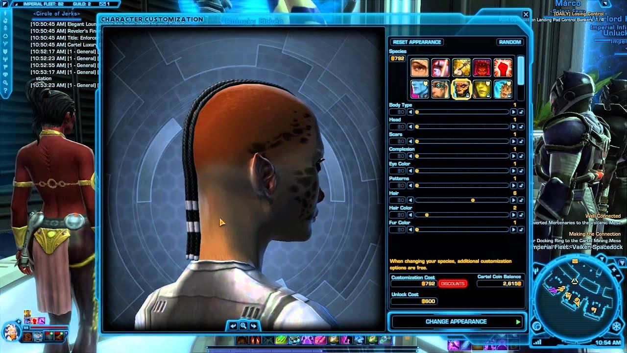 how to add more hotkeys swtor